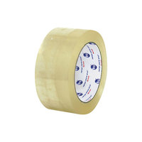 3 inch x 109 Yards Clear General-Purpose Box Sealing Tape - 24/Case