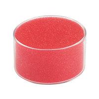 Universal UNV56503 3 inch Clear Sponge Cup Moistener