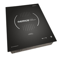 Nemco 9110 Drop-In Induction Range with Integrated Touch Controls - 120V, 1800W