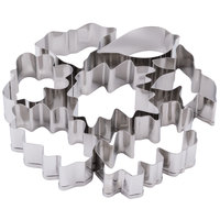 Ateco 4852 7-Piece Stainless Steel Leaf Cutter Set (August Thomsen)