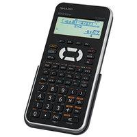 Sharp EL-W535XBSL 16-Digit LCD WriteView Battery Powered Scientific Calculator