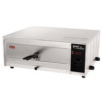 Global Solutions By Nemco GS1005 13 inch Countertop Multipurpose Pizza Oven with Digital Controls - 120V, 1500W