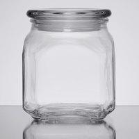Anchor Hocking 85976 Emma 20 oz. Glass Jar with Lid