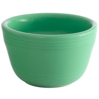Tuxton CTB-0752 Concentrix 7.5 oz. Cilantro China Bouillon Cup - 24/Case
