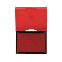 U. S. Stamp & Sign P4750RD 1 inch x 1 5/8 inch Red Self-Inking Stamp Cartridge Refill