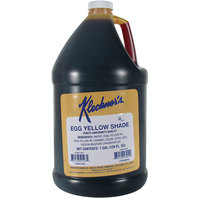 Egg Yellow Food Coloring - 1 Gallon