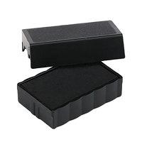U. S. Stamp & Sign P4850BK 3/16 inch x 1 inch Black Self-Inking Dater Cartridge Refill