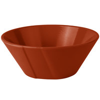 Tablecraft CW1449CP 1 Qt. Copper Round Cast Aluminum Serving Bowl
