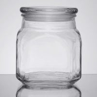 Anchor Hocking 95517 Emma 32 oz. Glass Jar with Lid
