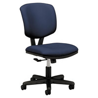 HON 5701GA90T Volt Navy Task Chair with Swivel Base