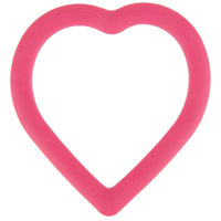 Wilton 2310-616 Comfort Grip 4 inch Metal Heart Cookie Cutter