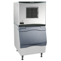 Scotsman C0330MA-1D Prodigy Series 30 inch Air Cooled Medium Cube Ice Machine with Bin - 400 lb.