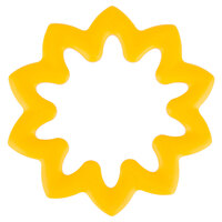 Wilton 2310-619 Comfort Grip 4 inch Metal Daisy Cookie Cutter