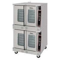 SunFire 1951226-0002 Casters for SCO Series Double Deck Gas Ovens - 4/Set