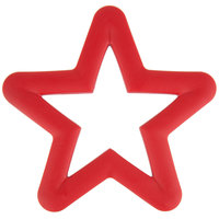 Wilton 2310-605 Comfort Grip 4 inch Metal Star Cookie Cutter