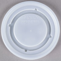 Dinex DX53008714 Fenwick Translucent Disposable Lid for Dinex DX5300 Fenwick 9 oz. Insulated Bowls - 1000/Case