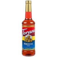 Torani 750 mL Hibiscus Flavoring Syrup