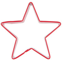 Wilton 2308-1300 3 inch Metal Star Cookie Cutter