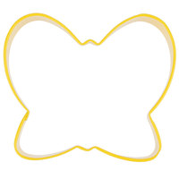 Wilton 2308-1307 3 inch Metal Butterfly Cookie Cutter