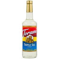 Torani 750 mL Triple Sec Flavoring Syrup