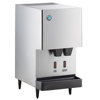 Hoshizaki DCM-270BAH-OS Opti-Serve Countertop Ice Maker and Water Dispenser - 8.8 lb. Storage Air Cooled