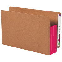 Smead 74686 Legal Size Extra Wide File Pocket - 10/Box