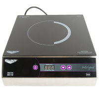 Vollrath 69504 Ultra Series Countertop Induction Range Cooker - 208/240V