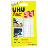 UHU 99683 Tac 2.12 oz. Adhesive Nontoxic Reusable Putty