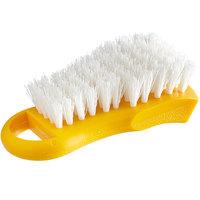 Yellow Cutting Board Brush