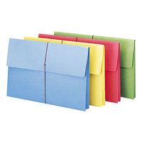Smead 77271 Legal Size Expansion Wallet - 50/Box
