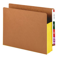 Smead 73688 Letter Size Extra Wide File Pocket - 10/Box