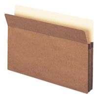 Smead 74214 Legal Size File Pocket - 25/Box