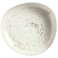 Schonwald 938132270255 Pottery 22 oz. Unique White Organic Porcelain Bowl - 6/Case