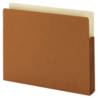 Smead 73254 Letter Size File Pocket - 25/Box