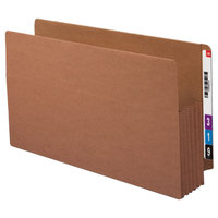 Smead 76194 Legal Size Extra Wide File Pocket - 10/Box