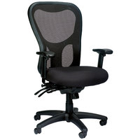 Eurotech MM95SL-5806 Apollo Series High Back Multi-Function Swivel Office Chair with Seat Slide