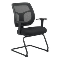 Eurotech MTG9900 Apollo Series Black Arm Chair
