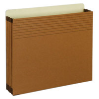 Smead 73280 Letter Size Full Height File Pocket - 25/Box