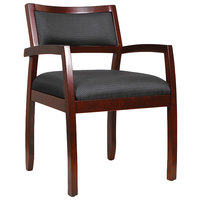 Eurotech WGFCH Cypress Series Cherry Arm Chair