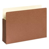 Smead 74264 Legal Size File Pocket with Tyvek® Lined Gusset - 10/Box