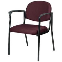 Eurotech 8011-AT31 Dakota Series Burgundy Arm Chair