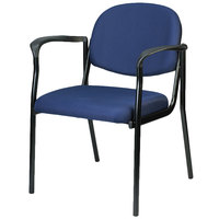 Eurotech 8011-AT30 Dakota Series Navy Arm Chair