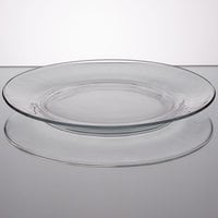 Libbey 1788489 Moderno 10 1/2 inch Glass Plate - 12/Case