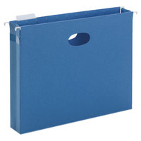 Smead 64250 Letter Size Hanging File Pocket - 25/Box