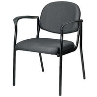 Eurotech 8011-H5511 Dakota Series Charcoal Arm Chair
