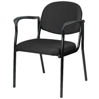Eurotech 8011-AT33 Dakota Series Black Arm Chair