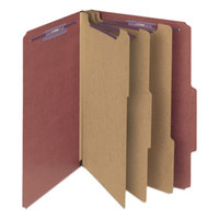 Smead 19092 SafeSHIELD Legal Size Classification Folder - 10/Box