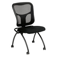 Eurotech NT1000-5806 Flip Series Black Office Chair