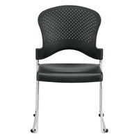 Eurotech S3000 Aire Series Black Plastic Chair