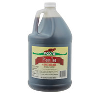 Fox's 1 Gallon Unsweetened Iced Tea Concentrate